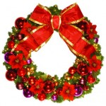 Red poinsettia wreath-2_450